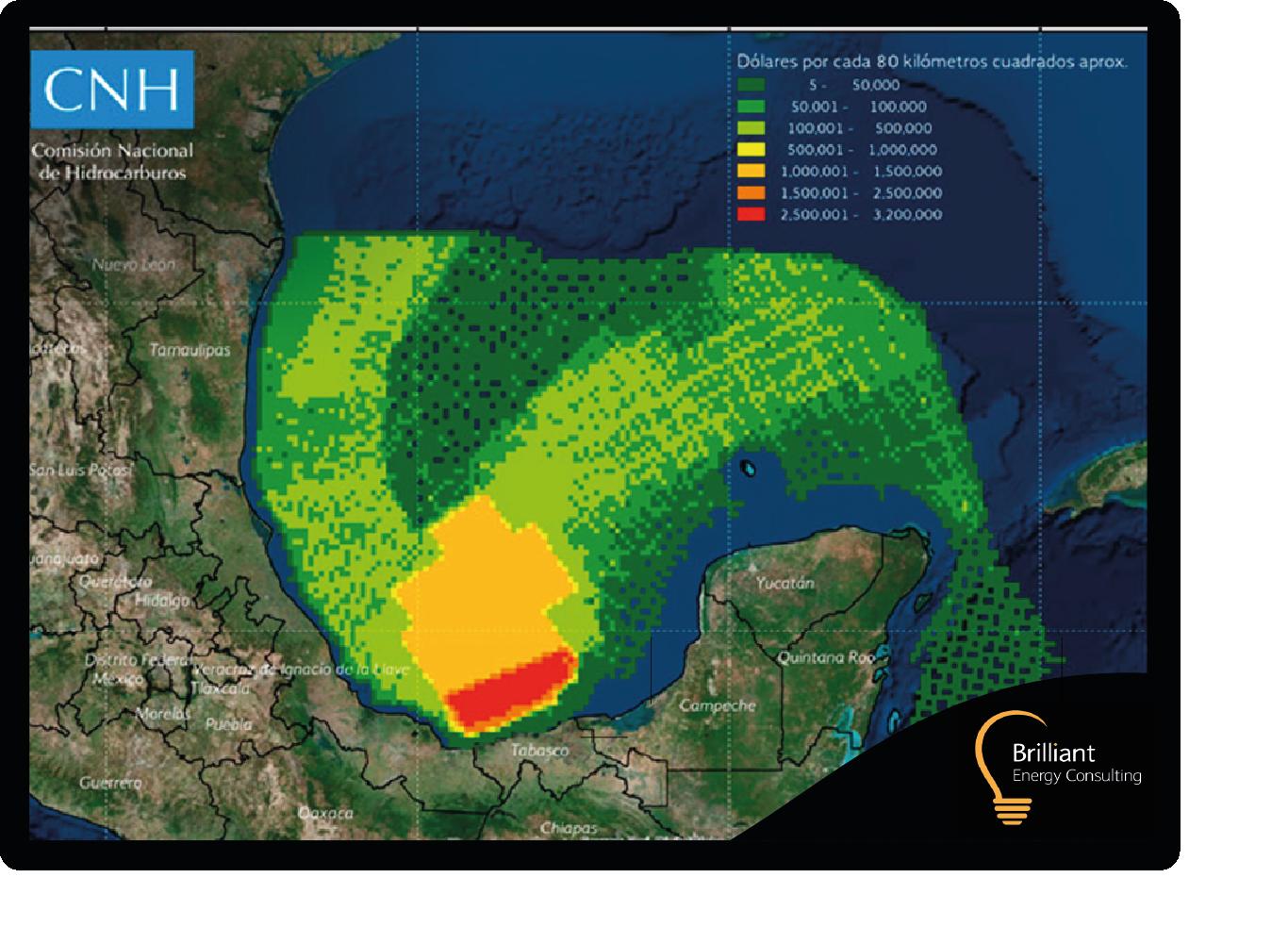 Sísmica Golfo de México